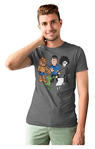 shirt Theory Ciseaux Papier Bang Big Multicolore Pierre T Samiel 541 par TRIxUqw