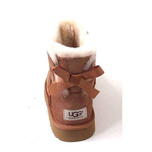 UGG Australia Mini Bailey Bow, Botines Unisex niños: Amazon.es: Zapatos y complementos