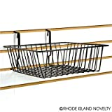 RIN001 1PC, DEEP BLACK WIRE BASKET