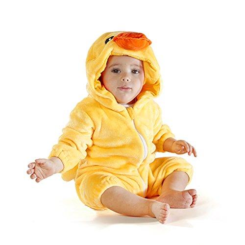 M&M SCRUBS Duck Costume (18-24 Large)