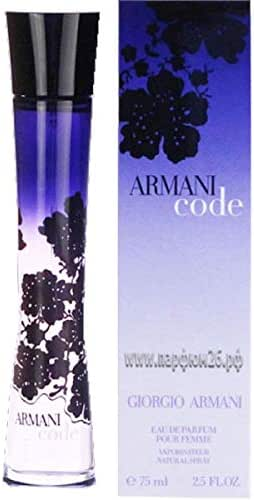 Armani Code by Giorgio Armani Eau De Parfum Spray 2.5 Ounce