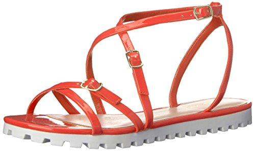 Image of Nine West Women's Sharri Synthetic Gladiator Sandal