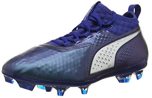 One peacoat Fútbol Blue Puma Fg Silver Lth Hombre De sodalite 03 Para Zapatillas 2 puma Azul 6qWpd