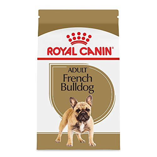 - Royal Canin Adult French Bulldog Dry Dog Food (17 lb)