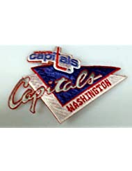 """Washington Capitals 4x3"""" embroided patch Ovechkin"""