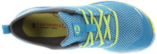 3 Glove Blue Running Merrell Dash Women's Shoe Horizon High Road Viz Trail 6pzIIwx4q