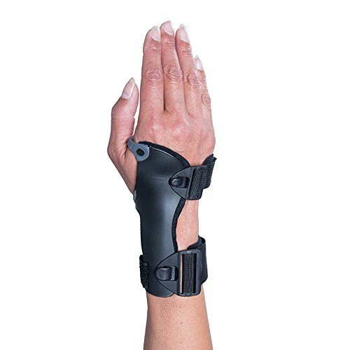 Exoform Large Left Carpal Tunnel Wrist Support by Exoform
