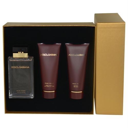 (Dolce & Gabbana Gift Set Dolce & Gabbana Pour Femme By Dolce & Gabbana)