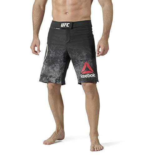 Reebok Men's UFC Fight Night Octagon Shorts
