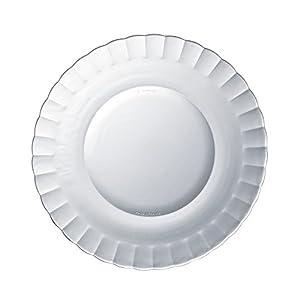 Duralex Paris Dinner plate 23cm (set of 6)  sc 1 st  Amazon.com & Amazon.com | Duralex Paris Dinner plate 23cm (set of 6): Accent Plates