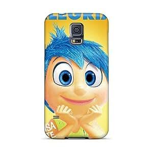 Samsung Galaxy S5 YFg14774GQsF Custom Lifelike Inside Out Series Scratch Resistant Hard Phone Cases -AlissaDubois