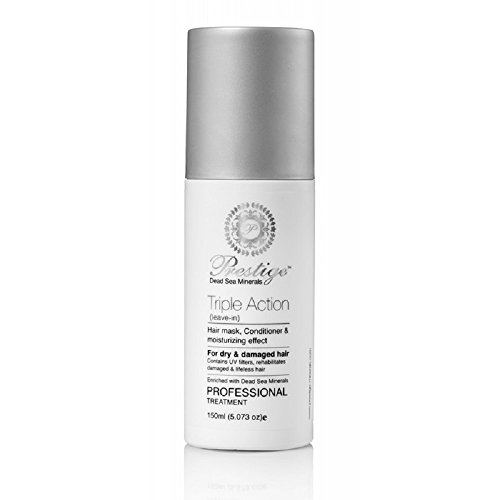 Prestige Minerals - Triple action- hair mask, conditioner & moisturizing effect for dry & damaged hair