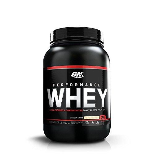 Optimum Nutrition Performance Whey - Vanilla Shake
