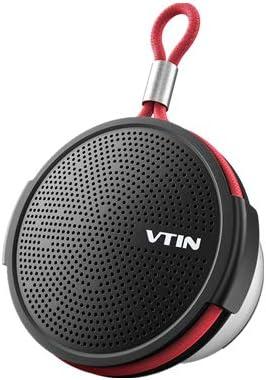 Vtin Q1 Altavoz Bluetooth de Ducha 8W, Altavoz Exterior ...