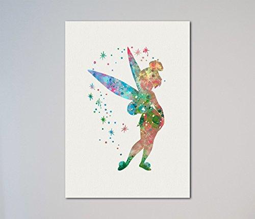 Tinker Bell Peter Pan Print ()