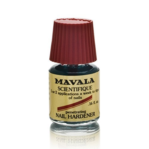 Mavala Scientifique Original Nail Hardene, 0.16 Ounce from MAVALA