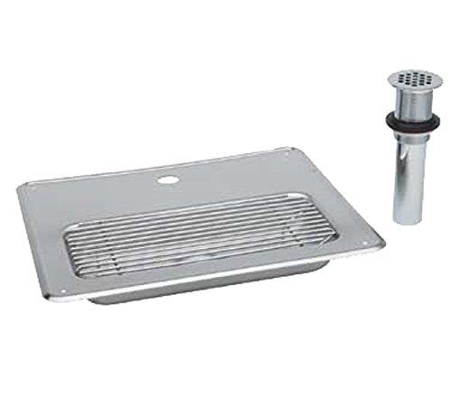 stainless steel range drip pans - 3