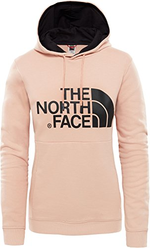 Donna Rosa T935vgym Rose Cappuccio North The Hoody Con W Face Drew Felpa Misty qvwSW1Hp
