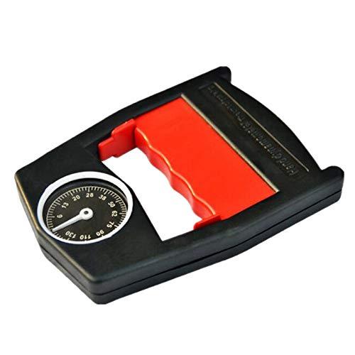 286 Libras REFURBISHHOUSE Dinam/óMetro De Mano Medidor De Fuerza De Poder De Agarre Medidor De Fuerza Capacidad 130 Kg