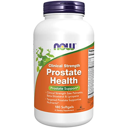 NOW Supplements Prostate Health