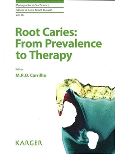 Root Caries: From Prevalence to Therapy (Monographs in Oral Science, Vol. 26)