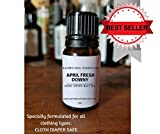 Dryer Ball Oil- April Fresh Downy Inspired scent-Wool Dryer Ball Oil- 10ML