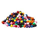 Dowling Magnets Solid-Colored Magnet Marbles (400 Count)