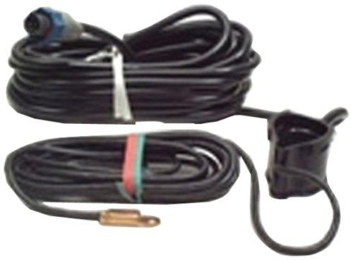 Lowrance 000-0106-89 Shoot-Thru-Hull Transducer -  3004.6539