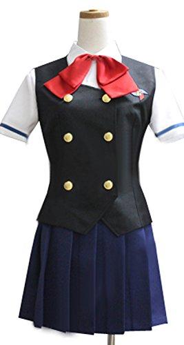 [Dreamcosplay Anime Another Misaki Mei Uniform Cosplay Costume] (Mei-costume)