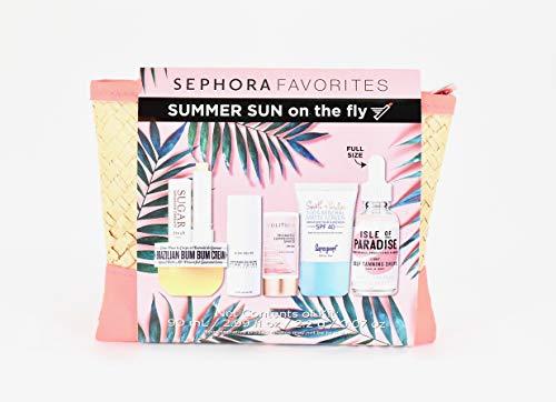 Sephora Favorites Summer Sun On The Fly Skincare & Sun Tan Set