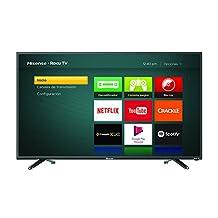 "Hisense 40H4DM Televisor LCD de 40"", ROKU Televisor"