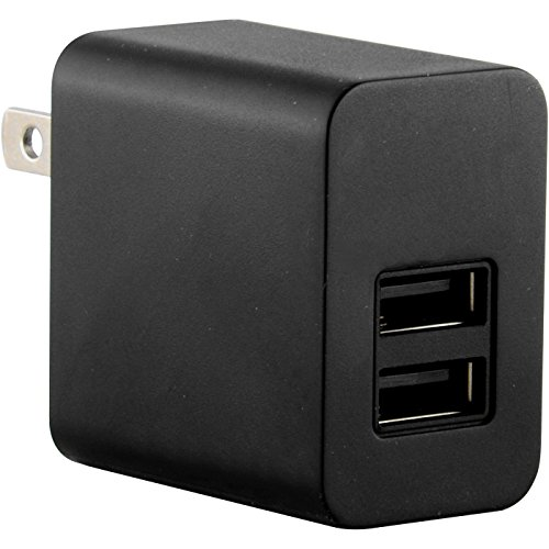 Rapid Charger 2.1AMP Nook Color, Nook Samsung Tab, Simple Touch, Glowlight Compatible USB Travel Wall Charger. Charging Works with All Barnes & Noble Tablets - Nook Color Wall Adapter