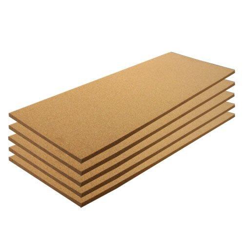 """Cork Sheet Plain 12"""" X 36"""" X 1/8"""" - 5 Pack"""