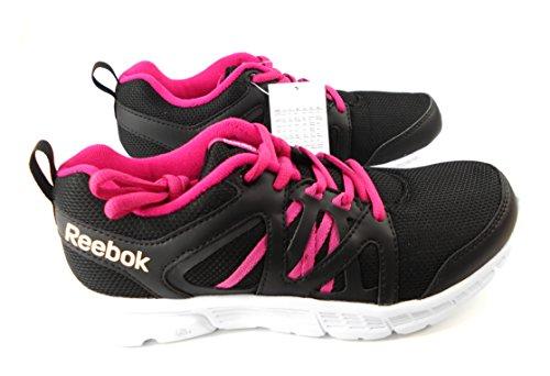 Details zu REEBOK Damen Sneaker Sportschuhe SPEEDLUX V72326 schwarz pink weiß
