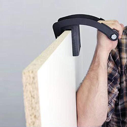 ANJUYA Gripper Panel Handy Grip Board Carrier Hand Lifter Plywood Easy Gorilla