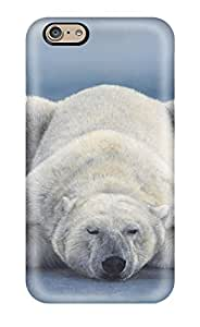 Awesome CCd-373MAvmalJO MirabelShaftesbury Defender Tpu Hard Case Cover For Iphone 6- Polar Bear