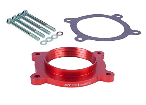 Airaid 200-543 PowerAid Throttle Body Spacer