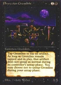 Magic: the Gathering - Phyrexian Gremlins - Antiquities