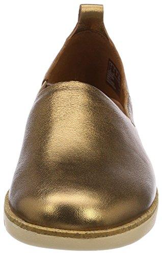 Clarks Tri Curve, Mocassini Donna Argento (Bronze)