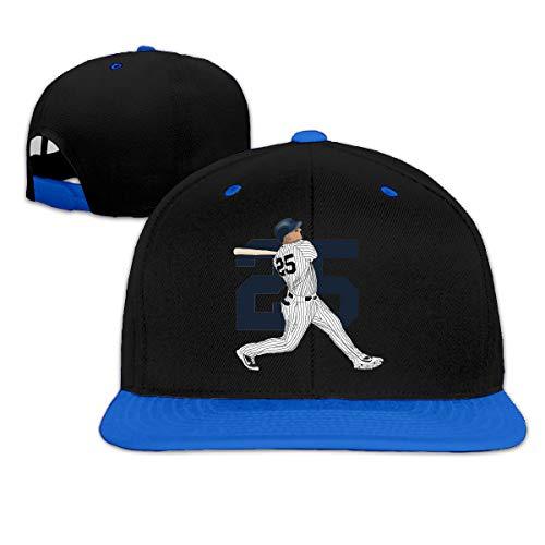 Adjustable Baseball Cap New York Torres 25 Cool Snapback Hats Blue
