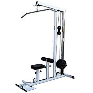 Deltech Fitness LAT/Row Machine