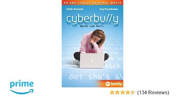 Amazon Com Cyberbully Emily Osment Kay Panabaker Kelly Rowan