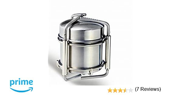 Out-D Hornillos De Acampada Stainless Steel Alcohol Camping Stove ...