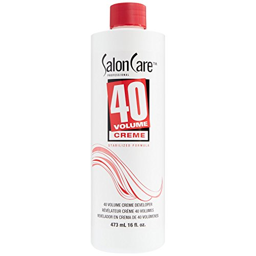 salon care volume creme developer - 7