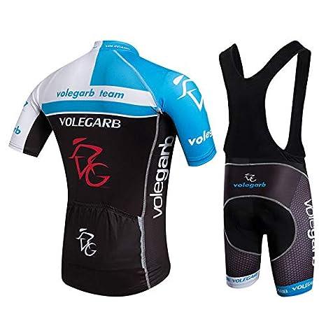 VDV Bicicleta Accesorios RIDECYLE Conjunto de Maillot de Ciclismo ...