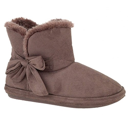 Jyoti Zapatillas para mujer marrón - marrón oscuro