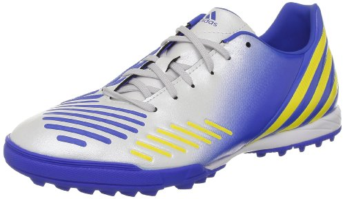 adidas Performance P Absolado LZ TRX TF G64919, Herren Fußballschuhe, Weiß (RUNNING WHITE FTW/VIVID YELLOW S13/PRIME BLUE S12), EU 44  (UK 9,5)