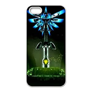 Personalized Creative The Legend of Zelda For iPhone 5, 5S LOSQ893152