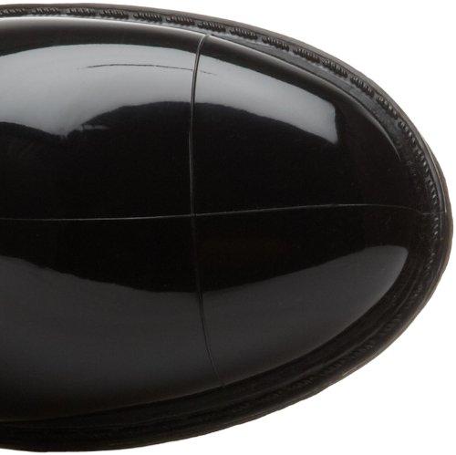 Moto Nomade Bottes De Pluie Noir / Tan