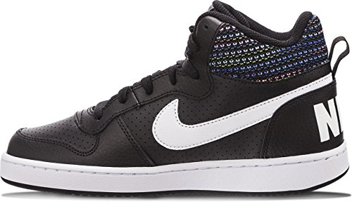 Volt GS Multicolore Blue Basketball Mid Homme Chaussures Borough White NIKE 005 Black Se Court Racer de 4Iz7gqfw